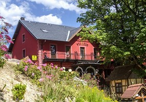 Complesso Hôtellier Velleda et Donon - Facciata