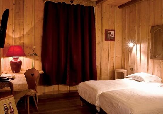 Hotel complex velleda et donon - habitación doble