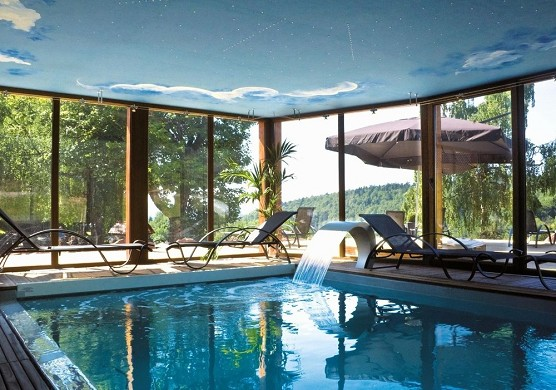 Complejo hotelero velleda et donon - piscina