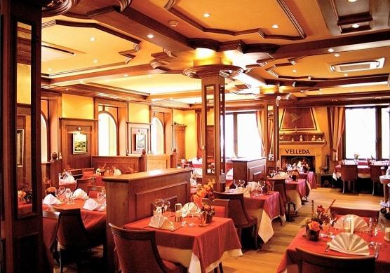 Hotel complex velleda et donon - restaurante