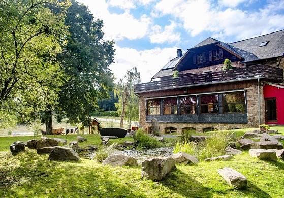 Complejo hotelero velleda y donon - seminario verde