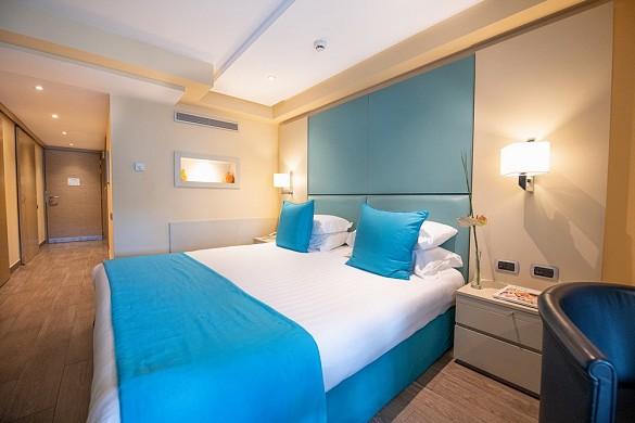 Hafenpalast - Schlafzimmer