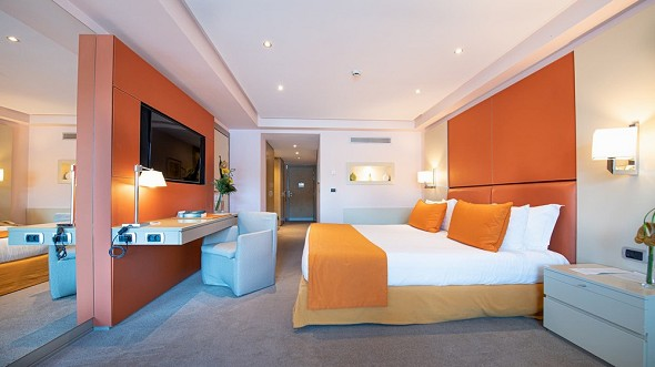 Port palace - accommodation