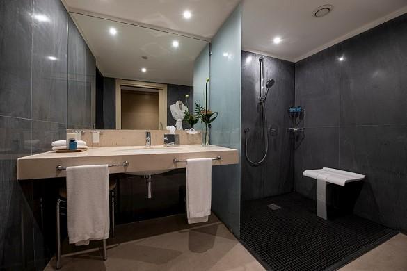 Hafenpalast - Badezimmer