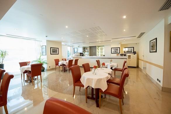 Port palace - breakfast room