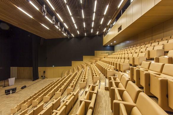 Centro de Congresos probada - auditorio 300