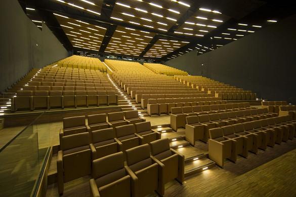 Centro de Congresos probada - auditorio 850
