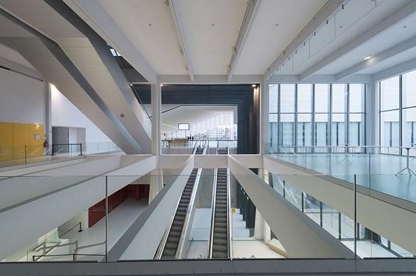 Centro de congresos probado - Interior
