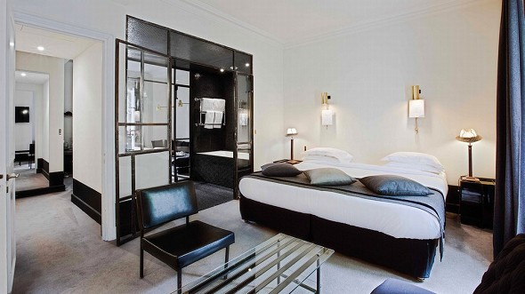 Privates Herrenhaus Montmartre - Junior Suite