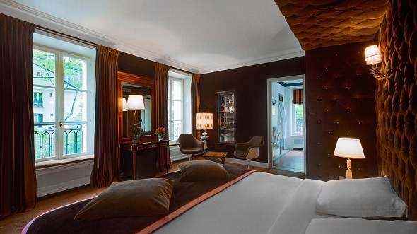 Private mansion montmartre - junior suite