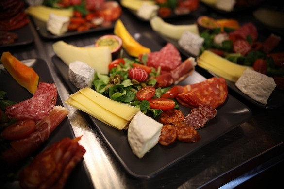 Odeon theater montpellier - catering