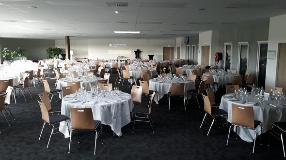 Glaz arena - reception hall