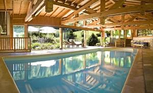 Hotel du Jeu de Paume Chamonix - Schwimmbad-Hotel-Chamonix