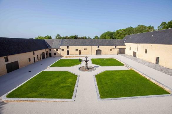 Domaine de la cour des lys - lugar del seminario de Calvados