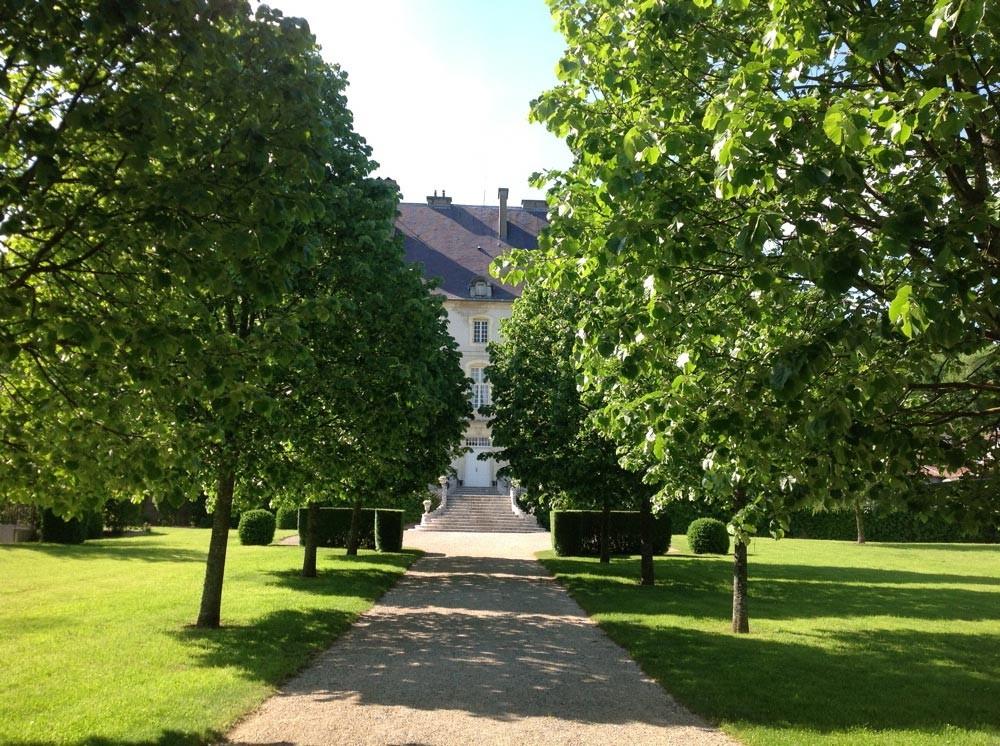 Chateau Vandeléville - outside
