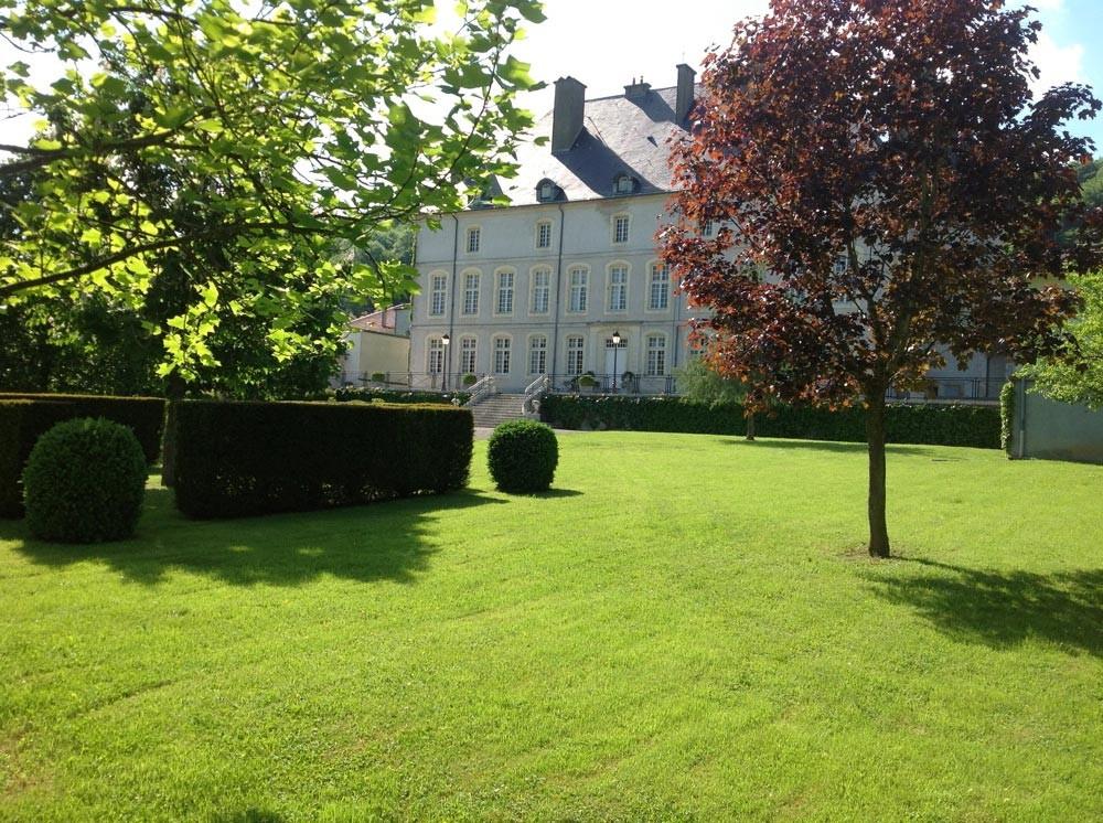 Chateau Vandeléville - Garden