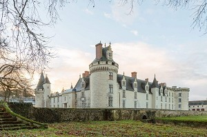 Seminar room: Château de Dissay -