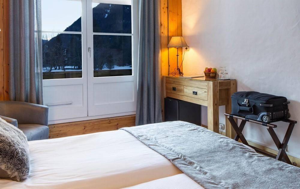 Hotel le labrador salle s minaire chamonix 74 for Chambre neuf hotel chamonix