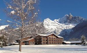 Hotel Le Labrador - Albergo in inverno
