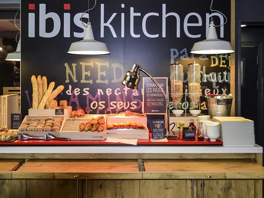 Ibis salon-de-provence south - cocina