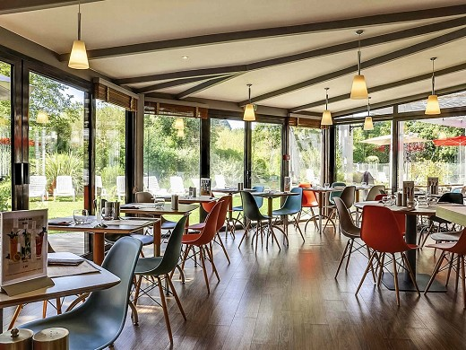 Ibis salon-de-provence south - restaurante