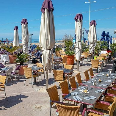 The greenwich - terraza