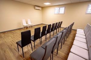 Sala seminari: Espace des Lauriers -