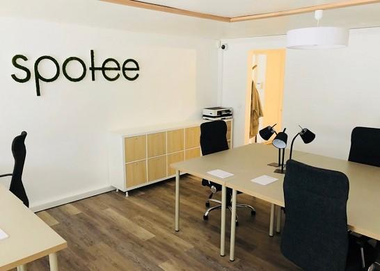 Spotee eguilles - oficina