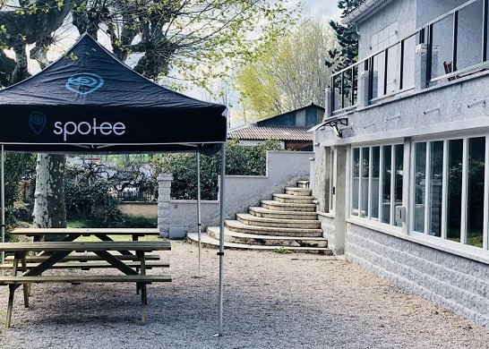 Spotee eguilles - coworking