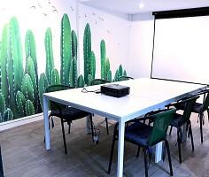 Coworking Cactus - Habitación Cactus