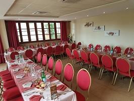 Sala de seminarios: Hotel Domaine du Lac -