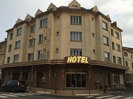 Moka Hotel - Front
