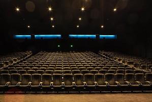 Les 3 Palmes La Valentine - Kinoraum