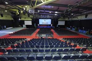 plenary room