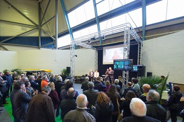 The chorus - hall a: trade show
