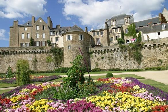 El coro - murallas y castillo
