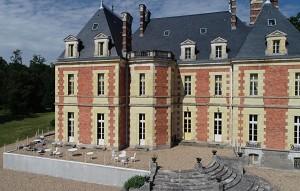 Chateau de la Plaudiere - Außenansicht
