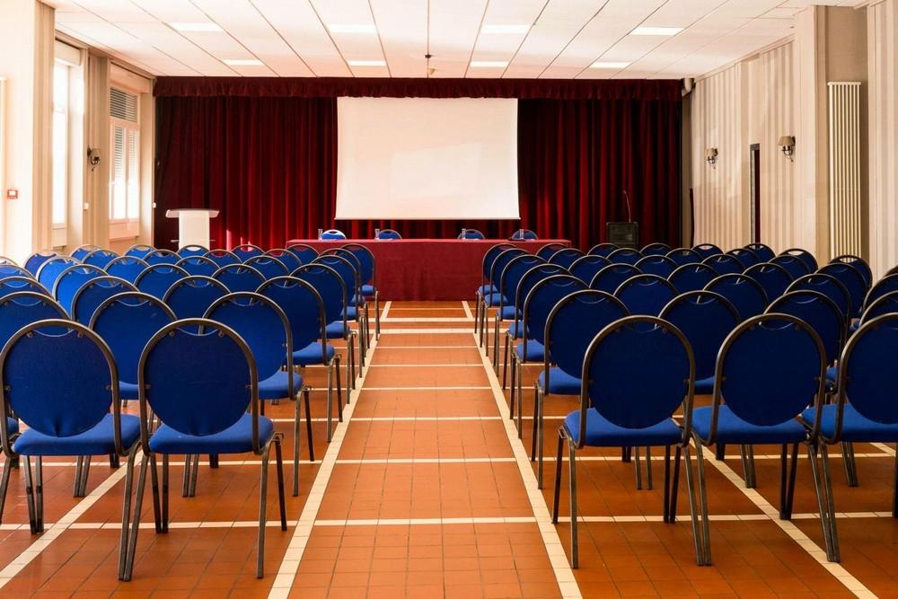 Regina Hotel and Spa - sala seminari