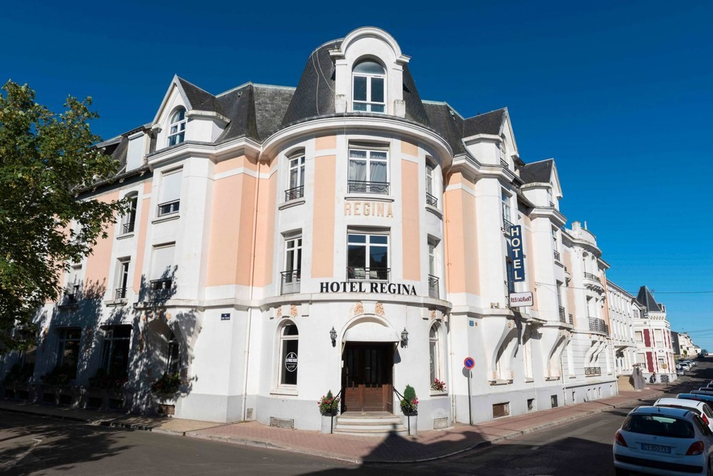 Regina Hotel and Spa - incontro sede Pas-de-Calais