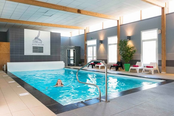 Hotel regina et spa - swimming pool
