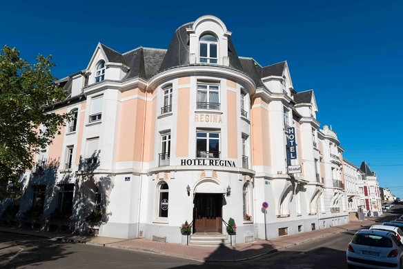 Regina Hotel and Spa - Sitzungsort pas-de-Calais
