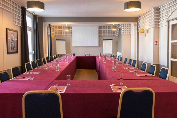 Hotel regina and spa - meeting room
