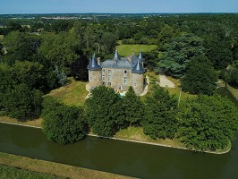 Sala de seminarios: Château de la Frogerie -