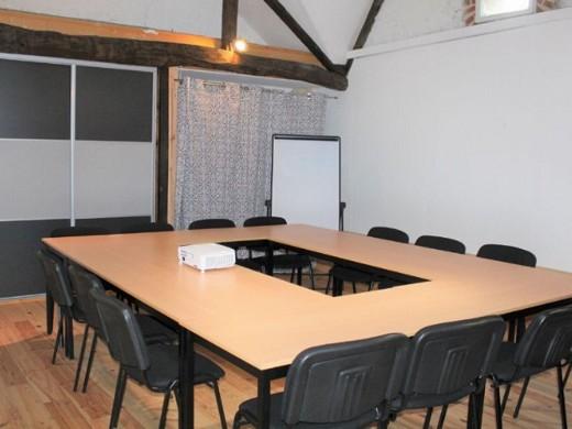 Domaine des deux clos - sala riunioni