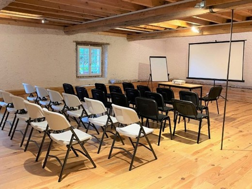 Domaine des deux clos - sala seminari