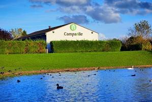 Campanile Metz Est Technopole - hotel para seminarios en Metz
