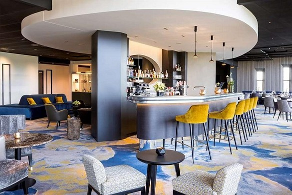 Best western plus hotel les humanistes - bar