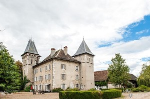 Château Saint Sixte - Castello degli eventi