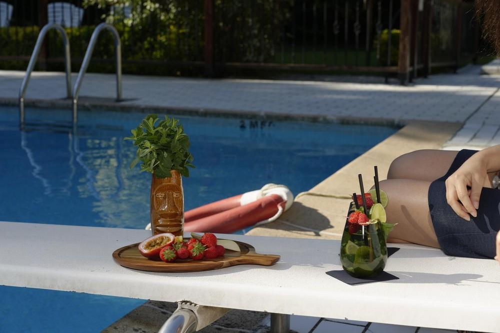 La villa dell'hotel - la villa dell'hotel - la piscina