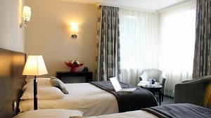 La mansión del hotel - habitación privilegiada.